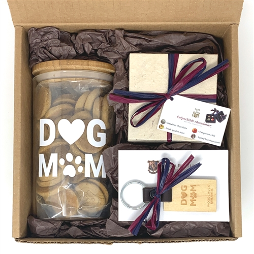 Dog Mom Gift Set (Biscuits)