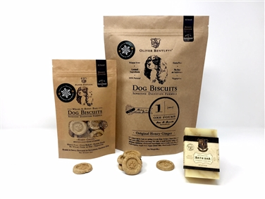 Good Dog Gift Bundle - Biscuits