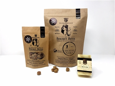 Good Dog Gift Bundle - Bites